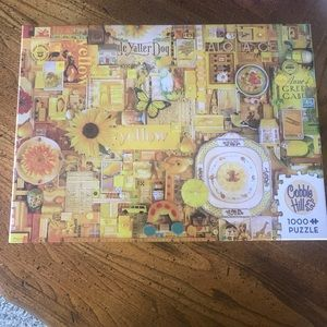 Other - Cobble Hill Yellow Puzzle